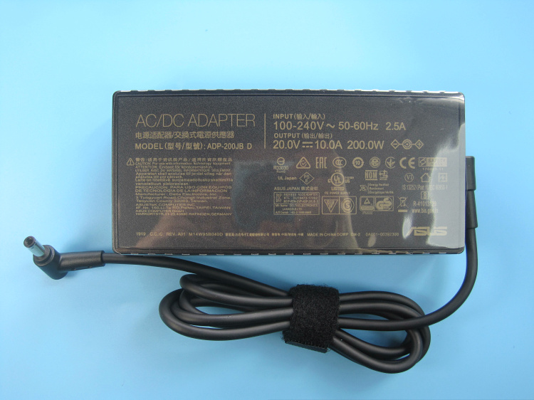 200W Asus TUF Dash F15 FX516PM-HN015T Charger AC Adapter Power